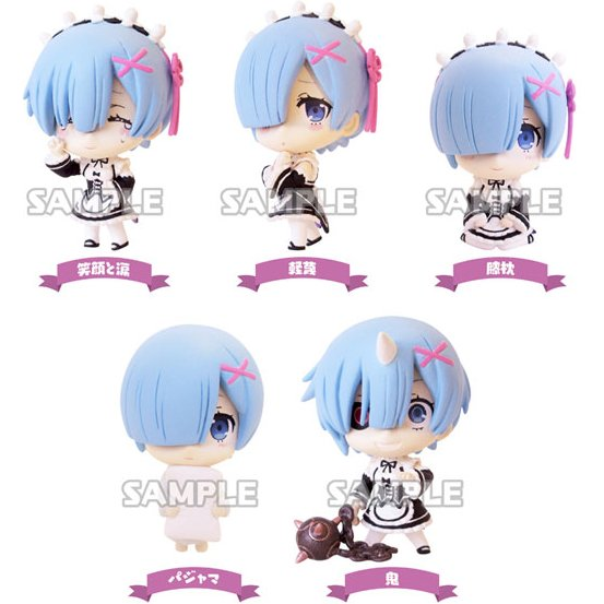 rezero-kara-hajimeru-isekai-seikatsu-a-lot-of-rem-collection-fig-503649-1